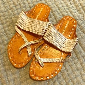 Chinese Laundry Boho Sandals